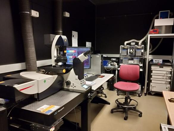 Ultra-fast multi-line deconvolution microscope